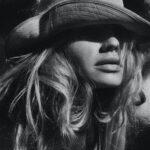 Katoenen hoed voor dames